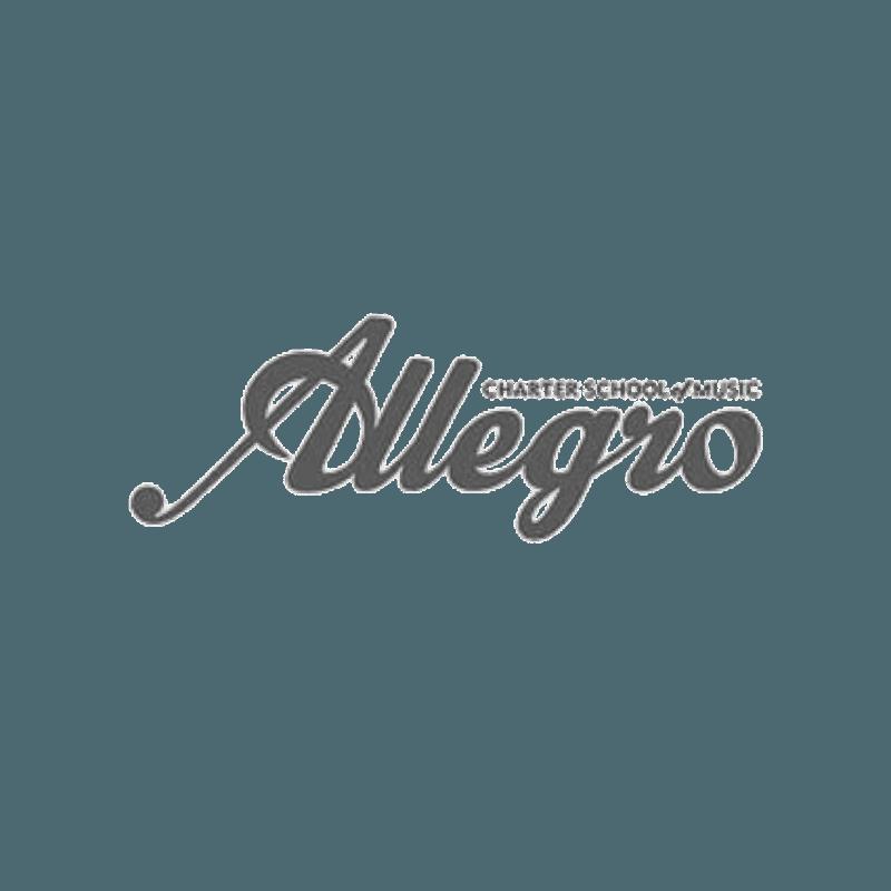 Allegro Schoo of Music logo