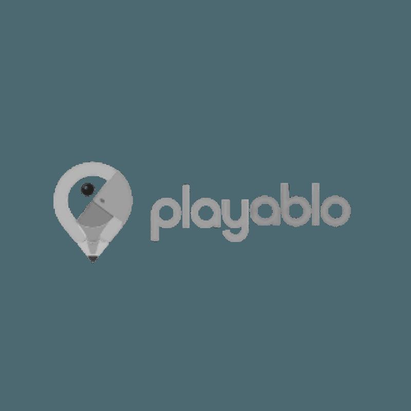 Playablo logo