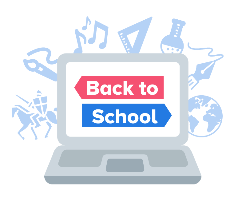 Back to school resources for courseware creators