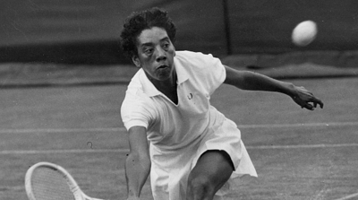 Althea Gibson educational history video for International Women's Day