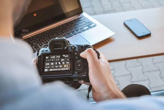 In house video production issues for publishers