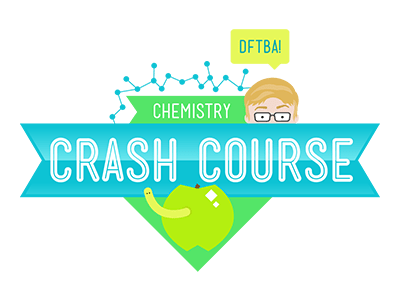 Crash Course Chemistry Logo