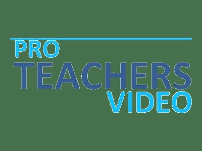 ProTeachersVideo Logo