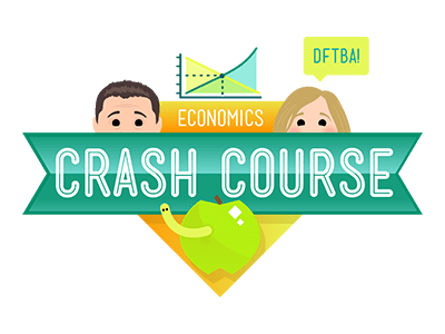 Crash Course Economics Logo